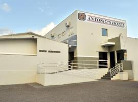 Antonio's Hotel, Rinópolis (Osvaldo Cruz yakınında)