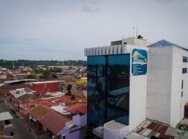 Hotel Tapachula, Тапачула (рядом с городом Эскипулас-Ника)