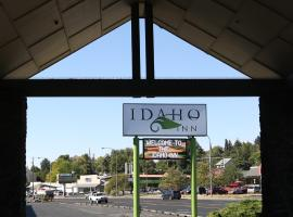 Idaho Inn, 모스코우