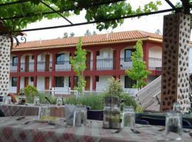 Hotel Colonial Maule Villa Alegre, Villa Alegre (San Javier de Bobadilla yakınında)