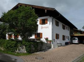 Haus Perlgut, Rottau