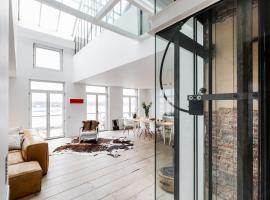 The O Loft, Antwerpen