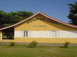 Pousada Ilha do Cardoso