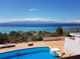 Villa Blue Lagoon by Tahiti Homes