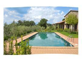 Casale Umbro, Castiglione del Lago (Villastrada yakınında)