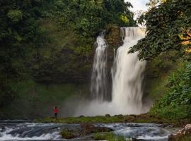 Falls View Resort Tad E-Tu, Ban Gnik