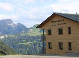 Alpenpanorama Konzett in Faschina
