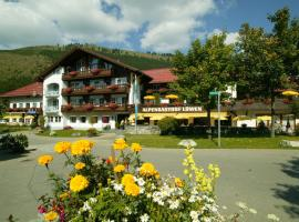 Hotel Alpengasthof Löwen, Bad Hindelang