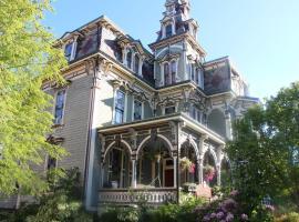 Montgomery Mansion B Claysville