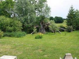 Painblanc Cottage, Painblanc (рядом с городом Lusigny-sur-Ouche)