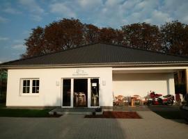 B & B Beckord Erlengrund, Hodenhagen (Grethem yakınında)