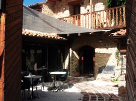 Hotel Font del Genil, Arsèguel (Ansobell yakınında)