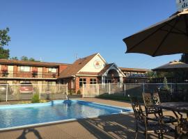 Motel Du Fleuve, Brossard (Saint-Lambert yakınında)