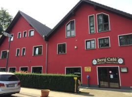 Bergcafè - Hotel Kammann