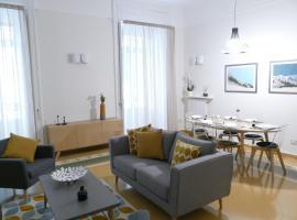Luxury Manfredi Apartment Salerno