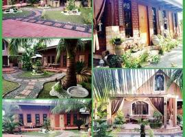 BOGNOT LODGE : ALVIN BOGNOT MT PINATUBO GUESTHOUSE AND TOURS, Santa Juliana