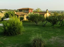 Le Cascatelle, Cerveteri (Sambuco yakınında)