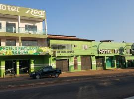 Hotel Real, Santa Inês (Juçaral yakınında)