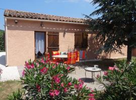 Appartement Villa Alizé, Гримо (рядом с городом L'Avelan)