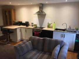 Winwood Apartment, Holmfirth (рядом с городом Brockholes)