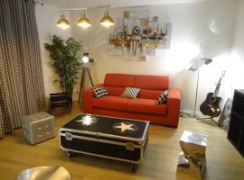 Appartements Design Hemingway