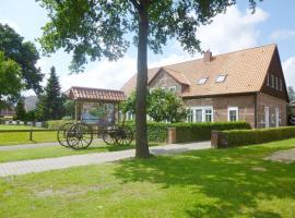 Wendlandferienhaus-Storchennest, Bockleben (Prezelle yakınında)