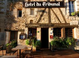 Hôtel Du Tribunal, Мортань-о-Перш (рядом с городом Lignerolles)