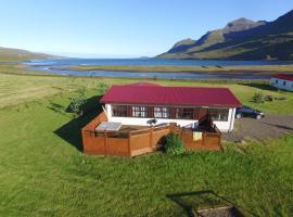 Óseyri Farmhouse, Stöðvarfjörður