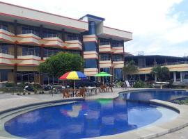 Bukit Kenari Hotel & Restaurant, Parepare (рядом с городом Pinrang)