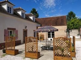 Le New Town, Villeneuve-les-Sablons