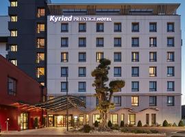 Kyriad Prestige Lyon Est - Saint Priest Eurexpo Hotel and SPA, Saint-Priest