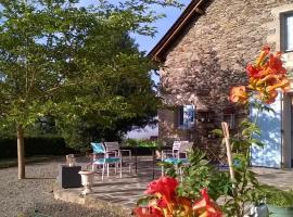 La Maison Bleue, Mirandol-Bourgnounac