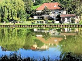 Villa Castel Danynou, Cercy-la-Tour (рядом с городом Isenay)