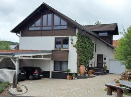 Fewo Kirchheim, Kirchheim (Kruspis yakınında)