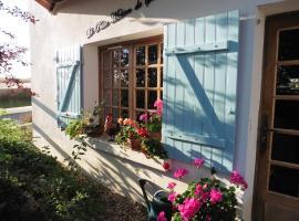La Petite Maison de Sue, Parçay-les-Pins (рядом с городом Continvoir)