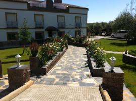 Villa Martin - La Fabrica, Corteconcepción (рядом с городом Jabuguillo)