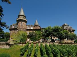Hôtel Château de Castel Novel - Les Collectionneurs, Варец