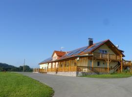 Pension Country Relax, Roupov (Kaliště yakınında)