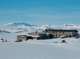 Rødungstøl Høyfjellshotell, Bergsjostolen