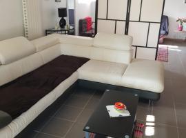 appartement moderne, Pouxeux