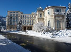 Hotel Reine Victoria by Laudinella