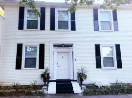 Barker House Residence