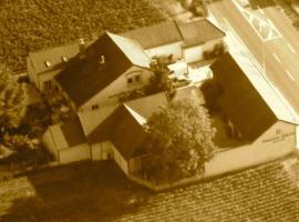 Domaine Gille, Comblanchien (рядом с городом Корголуэн)