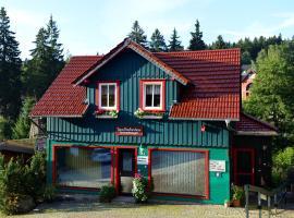 """Haus """"Brockenhexe"""", Schierke"""