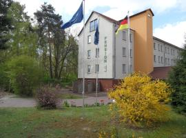 Landguthotel Hotel-Pension Sperlingshof, Dallgow