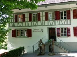 Gasthaus Schlosshalde, Winterthur