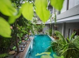 Sarina Boutique Hotel, Пномпень