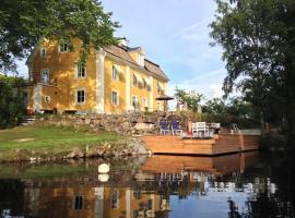 Forsa Gård Manor House