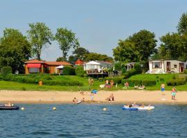 Recreatiepark en Jachthaven Rhederlaagse Meren, Lathum (in de buurt van Rheden)