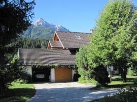 Haus der Sonne, Kötschach (Gentschach yakınında)